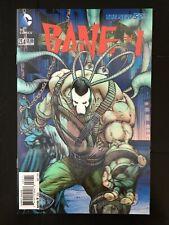 Batman #23.4 Bane 1st Printing Lenticular Cover; NM/NM+ (9.4-9.6)