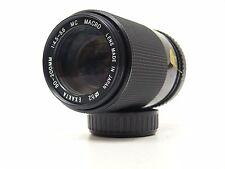 Exakta 80-200 mm 4,5-5,6 Minolta MD Mount objetivamente vintage foto 1535