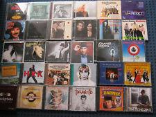 CD Sammlung über 50 CDs Deutsche Interpreten Haindling Wecker Mia Louisan Maffay