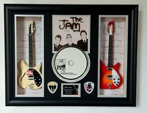 The Jam In The City Double Guitar, CD & Plectrum Presentation
