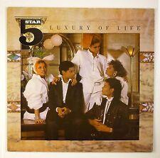 """12"""" LP - 5 STAR-LUXURY of Life-b1410-Slavati & cleaned"""