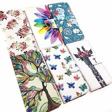 High Quality Leather Wallet Flip Cover Case Stand for iPhone 5 5C 6 7 7 8 Plus