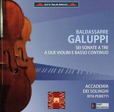 Rita Peiretti - Sei Sonate a Due Violini E Basso Continuo [New CD]