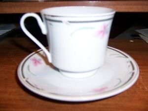 NAPCO Dainty Design Cup and Saucer Set