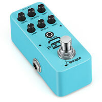 Donner Force Digital Electric Guitar Effect Pedal Two Channel Mini Preamp Pedal