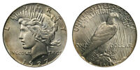 1927-P Peace Dollar Brilliant Uncirculated - BU