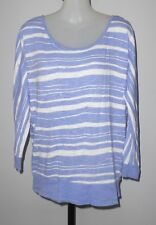 JEANSWEST Size S Cotton/Viscose Blend Dolman Sleeved Lightweight Tshirt Knit Top