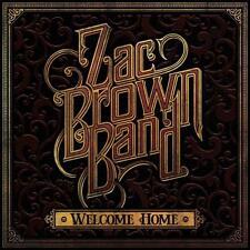 ZAC BROWN BAND WELCOME HOME DIGIPAK CD NEW