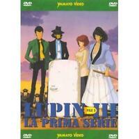 Lupin III - La Prima Serie - File 5 (Ep.21,22,23) - DVD Film