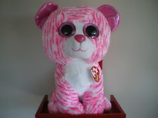 Ty Beanie Boos Asia Tiger 40cm WhitePink United Labels Iberian 37057ty