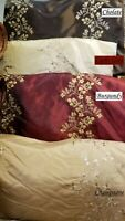 "taffeta embroidered floral 58"" wide, sold by yard"