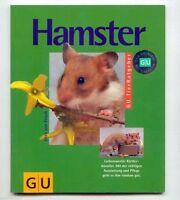 Hamster GU-Tierratgeber Otto von Frisch - Graefe und Unzer 1997