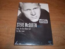 Steve McQueen Box Set Baby, the Rain Must Fall + The War Lover (DVD 2005 2-Disc)