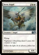 4x Serra Angel MTG Magic 2013 (M13) NM Magic Regular