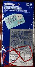 1983 Nissan 240 RS BS110 Grade Up Set, 1:24, Aoshima Beemax 085806