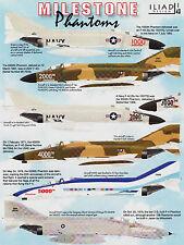 id48022/ Iliad Design - Decals - F-4 Phantom II - Milestone Phantoms - 1/48