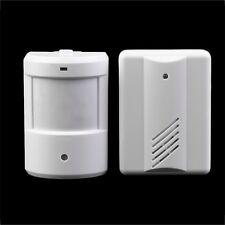 Driveway Patrol Garage Infrared Wireless Doorbell Alarm System Motion Sensor FLO