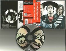 HOOBASTANK for(n)ever fornever 2 BONUS UNRELEASED TRX JAPAN PRESS CD USA Seller