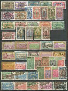 Französische Kolonien - Kamerun 1916/1940 ☀ Ungebr. /Gestempelt