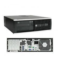 HP Elite 8300 SFF - Core i5-3470 3.40GHz, 8GB RAM, 128GB SSD, DVD, Win 10 Pro