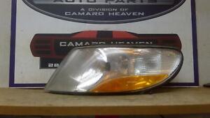 Front TURN SIGNAL LIGHT Lamp SAAB 900 & TURBO Left LH 94 95 96 97 98
