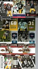 Pittsburgh Steelers (100) Different **31-Inserts **50-Rookies**14- Numbered