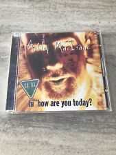Ashley MacIsaac ~ Hi How Are you Today ? ~ CD Disc