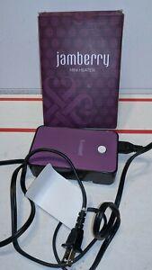 Jamberry Nails Mini Heater New Open Box