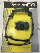 CAN-AM OUTLANDER HAND GUARD WIND DEFLECTOR W MOUNTING KIT #715001378, 715001706