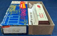 ROUNDHOUSE SUPREME MBIX 3953.  36' BILLBOARD REEFER  - HO UNBUILT Kit VINTAGE