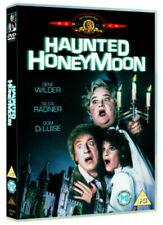Haunted Honeymoon DVD 1986 Horror Comedy With Gene Wilder and Gilda Radner