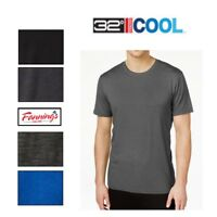 SALE! Mens 32 Degrees Cool Short Sleeve Crew Neck Tee T Shirt VARIETY - B42