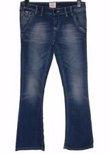 """New Womens Superdry Angelina Skinny Boot Denim Stretch Jeans W28"""" L32"""" RRP£74.99"""