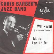 7inch CHRIS BARBER'S JAZZ BANDwini winiHOLLAND EX (S1297)