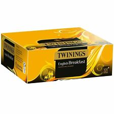 Twinings English Breakfast String & Tag Tea Bags - 1x100