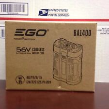 EGO 56V 56 Volt BA1400 POWER 56 Volt Lithium Ion 2.5Ah Battery New in Box