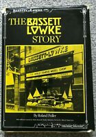 THE BASSETT LOWKE STORY BY ROLAND FULLER PUBLISHED 1984 REFERENCE BOOK
