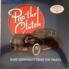 Pop The Clutch: Rare Rockabilly LP NEW RSD BLACK FRIDAY