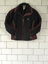 Para mujer ADIDAS urbano de estilo vintage y retro Athletic Abrigo Chaqueta Térmica size UK Pequeño