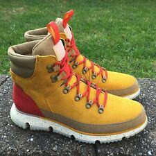 Cole Haan x Hasan Minhaj 4.ZEROGRAND Insulated Hiker Boot Mens Size 9 C34013