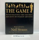 THE GAME by Neil Strauss - PICKUP ARTIST Audio Book On 8 CDs - 9.5 Amazing Hours