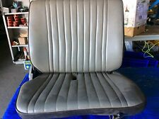 Landcruiser 45 & 47 Series seat passenger ute or troopy Brown seat          7425
