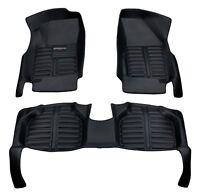 Spartan Liners Custom Floor Mats for Dodge Journey 2012-2020