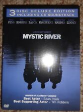 Mystic River (DVD, 2004, 3-Disc Set, Special Edition) with CD