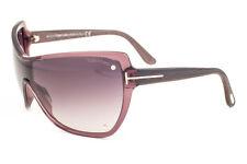 Tom Ford Ekaterina Bordeaux / Purple Gradient Sunglasses TF363 71Z
