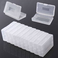 5pcs Anti Dust Cover Cartridge Game Case For Nintendo Gameboy GBA SP GBM GBP