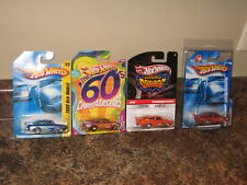 Hot Wheels Lot of 4 1965 Volkswagen VW Fastback Variation Garage K Mart '65