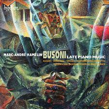 Marc-Andr Hamelin, F. Busoni - Late Piano Music [New CD]