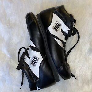 Title Boxing Kickboxing Shoes Mens 9 Black