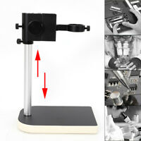 Digital Microscope Large Stereo Arm Table Stand 42mm Ring Holder Adjustable Boom